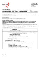 Grassello Lucido Sale&Pepe