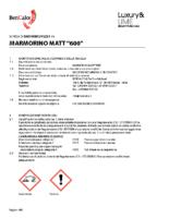 Marmorio Matt 600