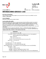 Intonachino Grosso 1200