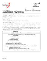 Marmorino Powder 700