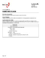 Hard Mix Floor
