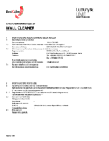 Wall Cleaner
