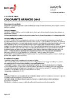 Colorant Arancio 2045