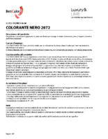 Colorant Nero 2072
