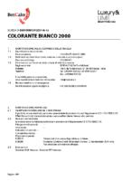 Colorant Bianco 2000