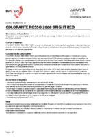 Cololorant Rosso 2068
