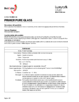 Primer Pure Glass
