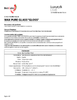 Wax Pure Glass Gloss