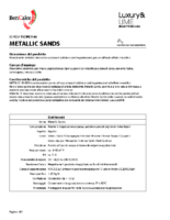 Metallic Sands