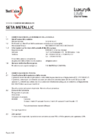 Seta Metallic