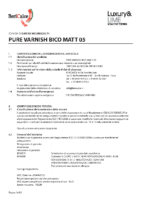 Pure Varnish Bico Matt 05