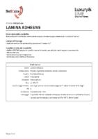 Lamina Adhesive