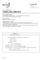 Toner Lime Concrete