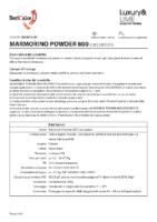 Marmorino Powder 800 Cocciopesto